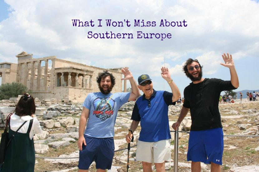 southern european countries