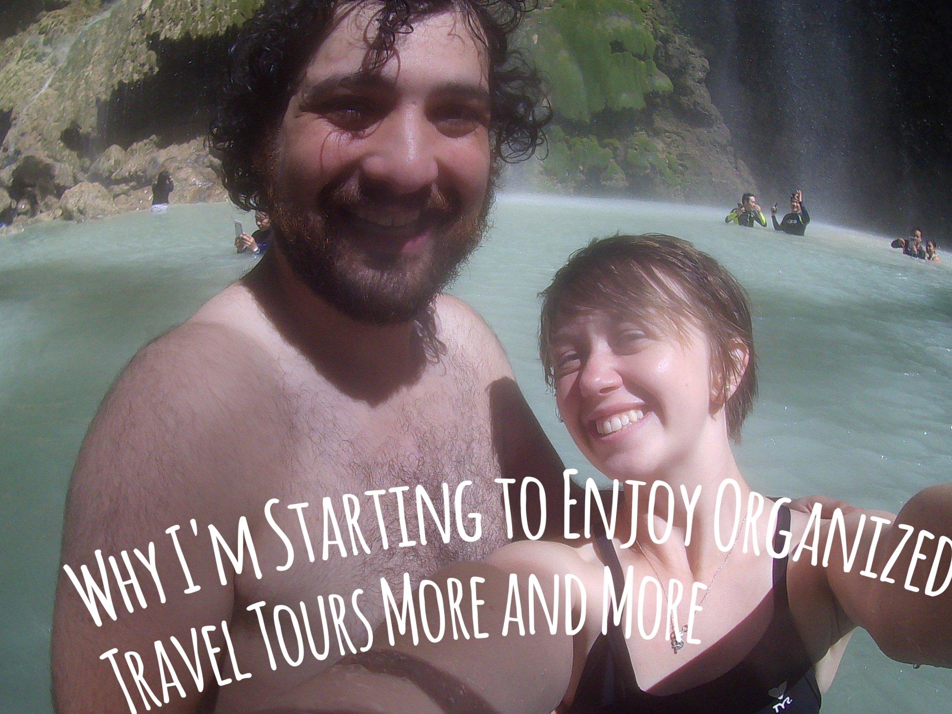 advantages of taking organized travel tours